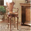 Century Century Chair Gentry Bar Stool - Item Number: 3262C