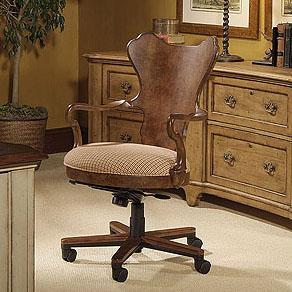 Century Chair Gentry Executive Chair by Century at Baer's Furniture