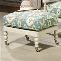 Century Century Chair Hobson Ottoman - Item Number: 3304O
