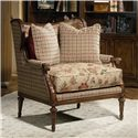 Century Century Chair Traditional Wing Chair