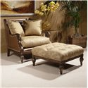 Century Century Chair Tribeca Chair - Item Number: 3311+O