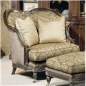 Century Century Chair  Armchair with Hart Shaped Back