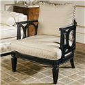Century Century Chair Colson Chair - Item Number: 3318