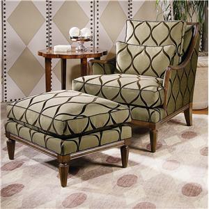 Jensen Chair and Ottoman