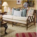 Century Century Chair Royal Palm Settee - Item Number: 3326T