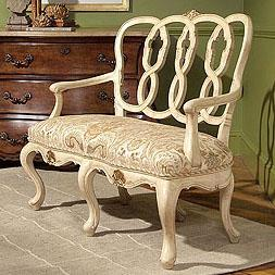 Century Century Chair Locke Settee