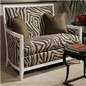 Century Century Chair Monica Settee - Item Number: 3334T
