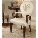 Century Century Chair Cameo Back Chair - Item Number: 3408A