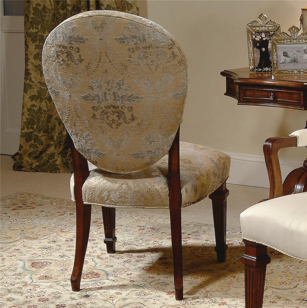Century Chair Cameo Back Chair by Century at Baer's Furniture