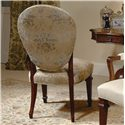 Century Century Chair Cameo Back Chair - Item Number: 3408S