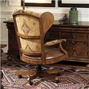 Century Century Chair Winged Executive Chair - 3441R