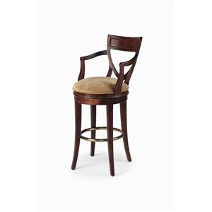 Century Century Chair Shield Back Bar Stool