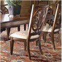Century Century Chair Floral Back Armchair  - 3821S
