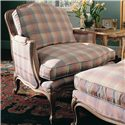 Century Century Chair Grand Bergere Chair - Item Number: 3984