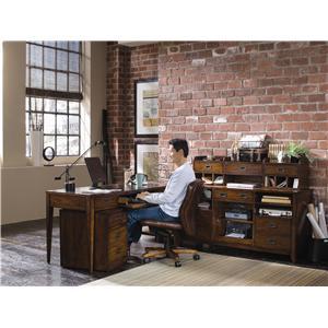 Hamilton Home Danforth L-Shape Desk Unit
