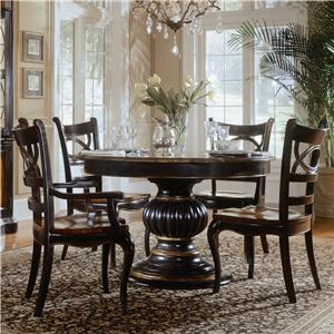 Hooker Furniture Preston Ridge Dining Table and Chairs