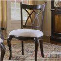 Hooker Furniture Preston Ridge Double X Back Side Chair