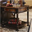 Hooker Furniture Preston Ridge End Table - Item Number: 864-80-113