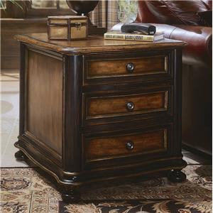 Hooker Furniture Preston Ridge End Table Chest