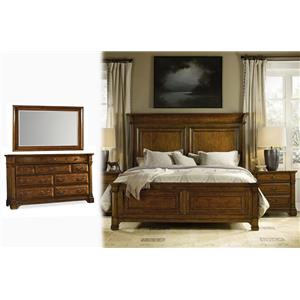 4-Piece King Bedroom Set
