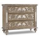 Hooker Furniture Sanctuary Chest - Item Number: 5509-85001-LTBR