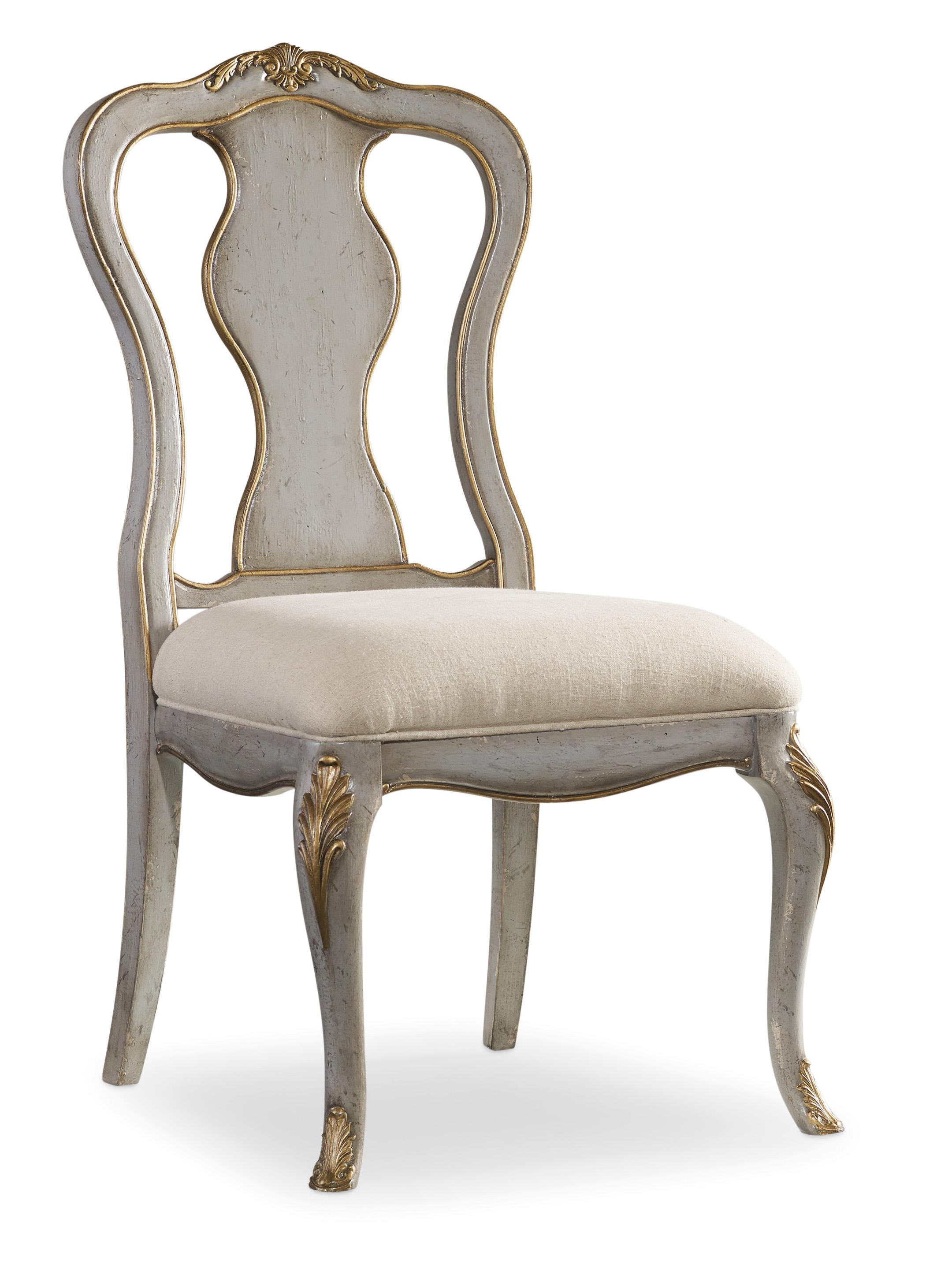5198 Desk Chair by Hooker Furniture at Fisher Home Furnishings