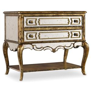 Hooker Furniture 5199 Mirrored File Chest