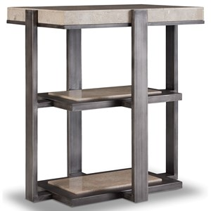 Hamilton Home 5533 Chairside Table