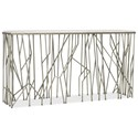 Hooker Furniture 5578-85 Thicket Console - Item Number: 5578-85001-SLV