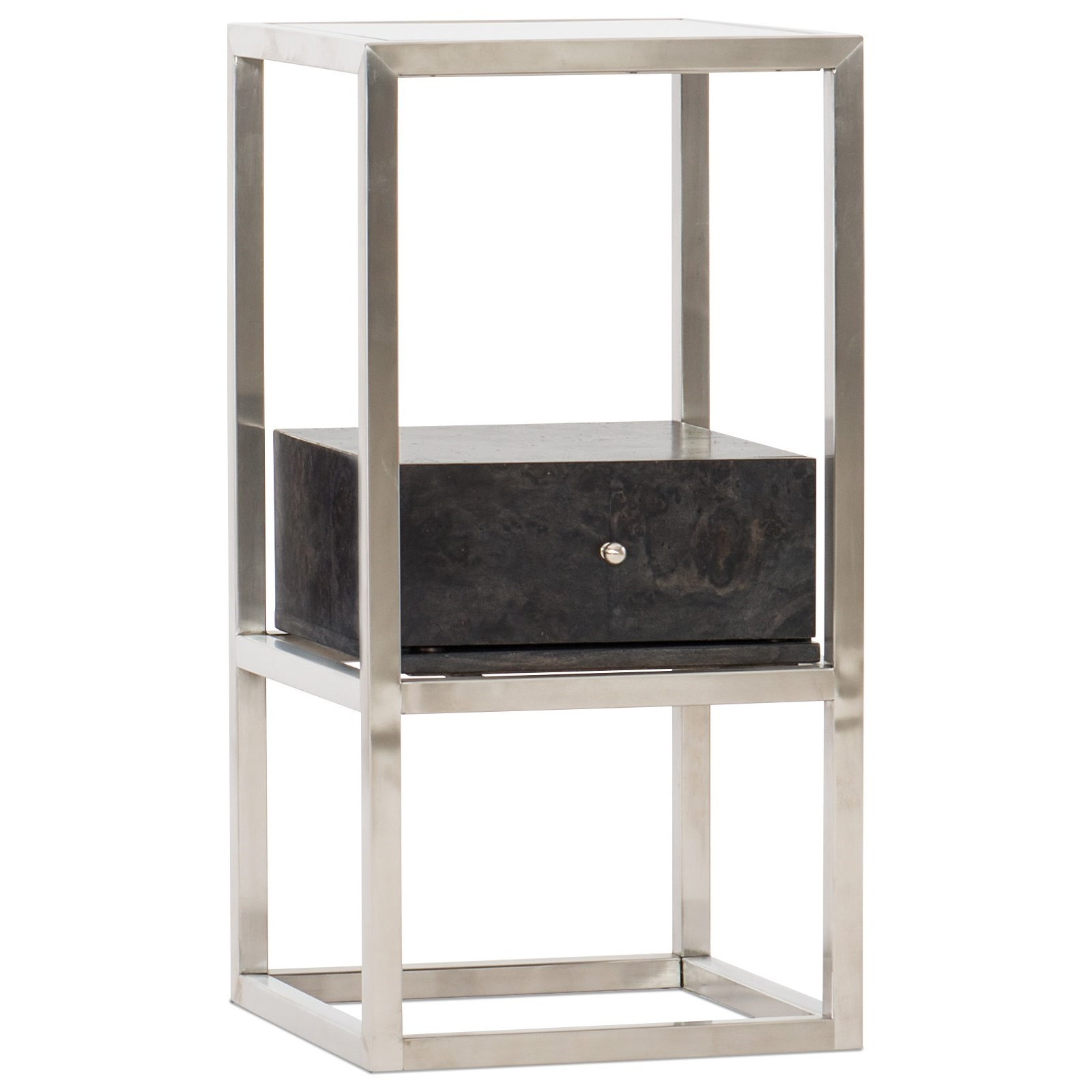 Hooker Furniture 5585-50 Accent End Table - Item Number: 5585-50002-DKW