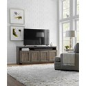 Hooker Furniture 5607-55 Transitional Entertainment Console 72