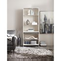 Hooker Furniture 5622-10 Contemporary Bookcase with Anti-Tip Hardware