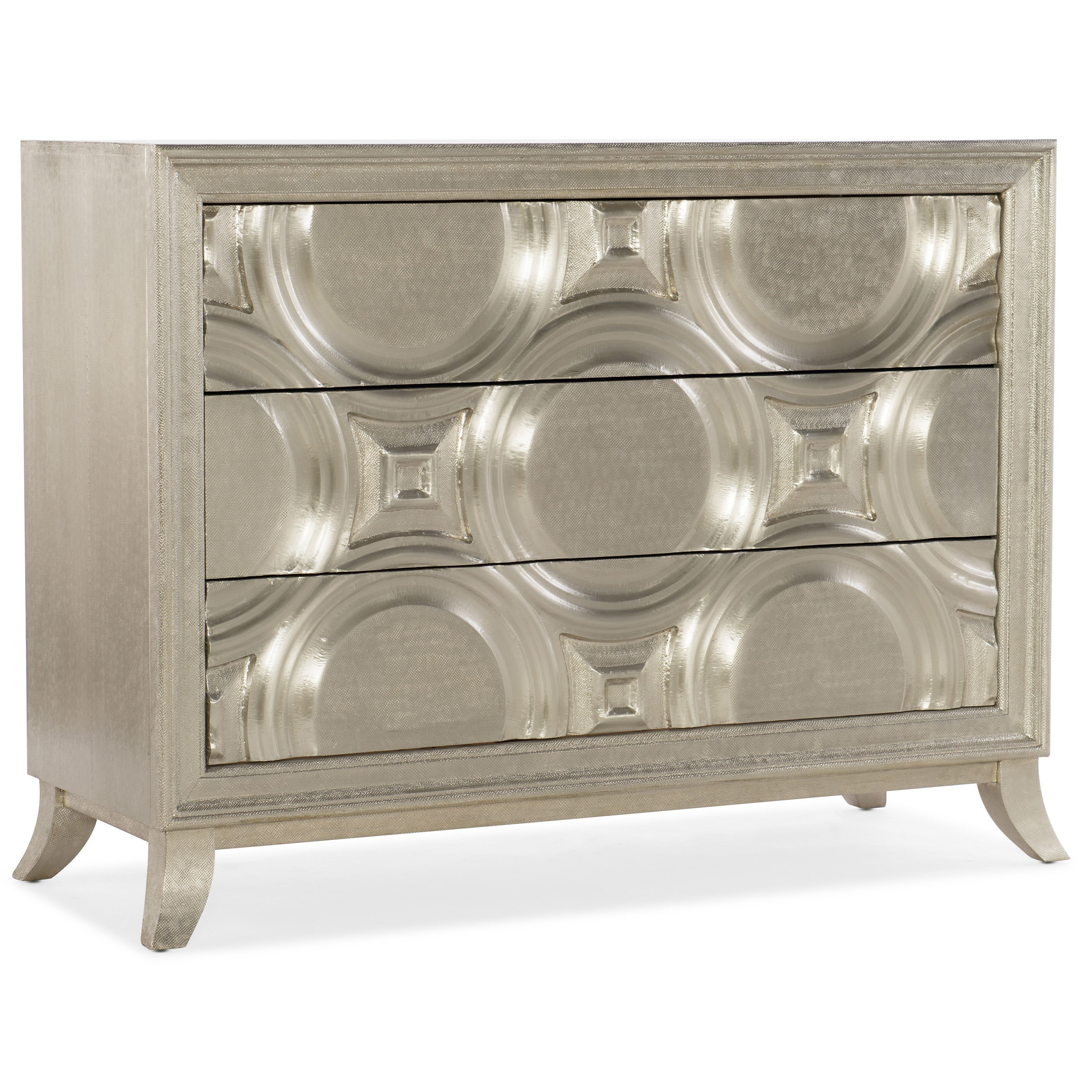 Bubbly Accent Chest