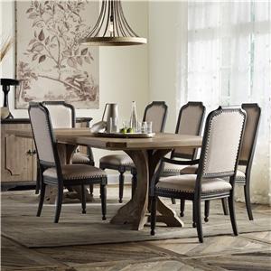 Hooker Furniture Corsica 5Pc Dining Room