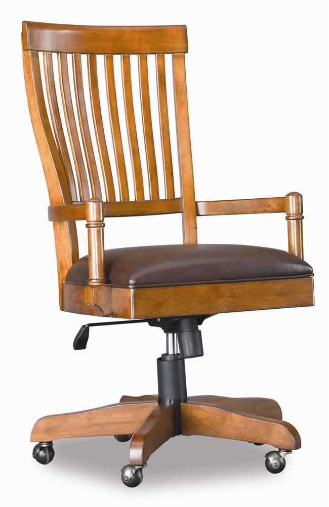 Hamilton Home Abbott Place Desk Chair - Item Number: 636-30-220