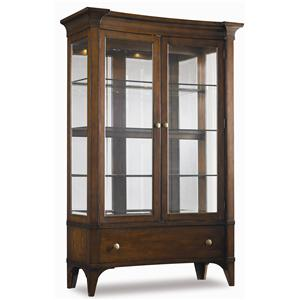 Hooker Furniture Abbott Place 52 Inch China