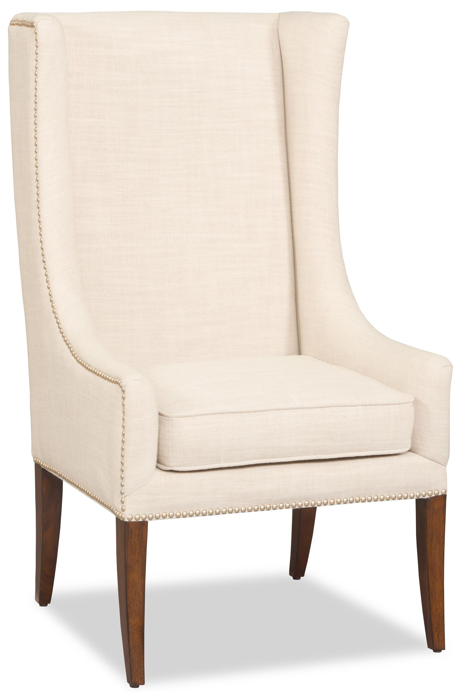 Hooker Furniture Accent Chairs Accent Chair - Item Number: 300-350014