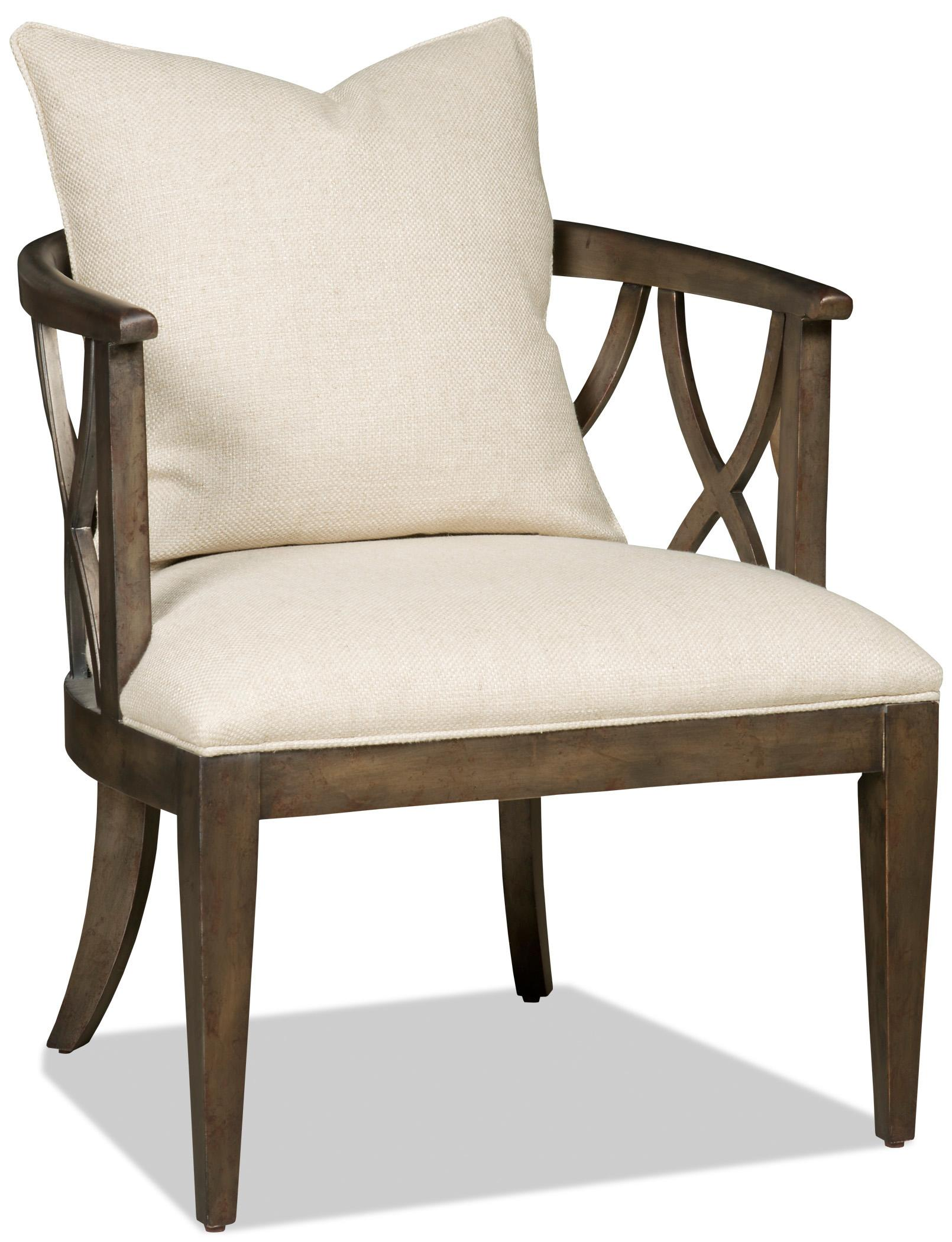 Hooker Furniture Accent Chairs Accent Chair - Item Number: 300-350026