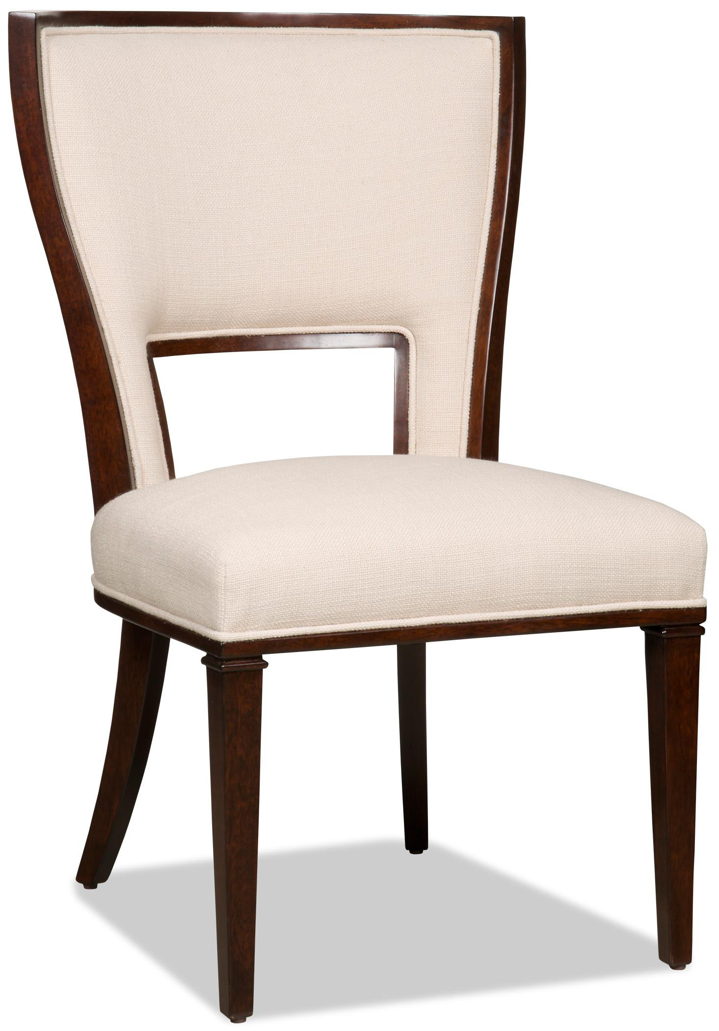 Hooker Furniture Dining Chairs Dining Side Chair - Item Number: 300-350038