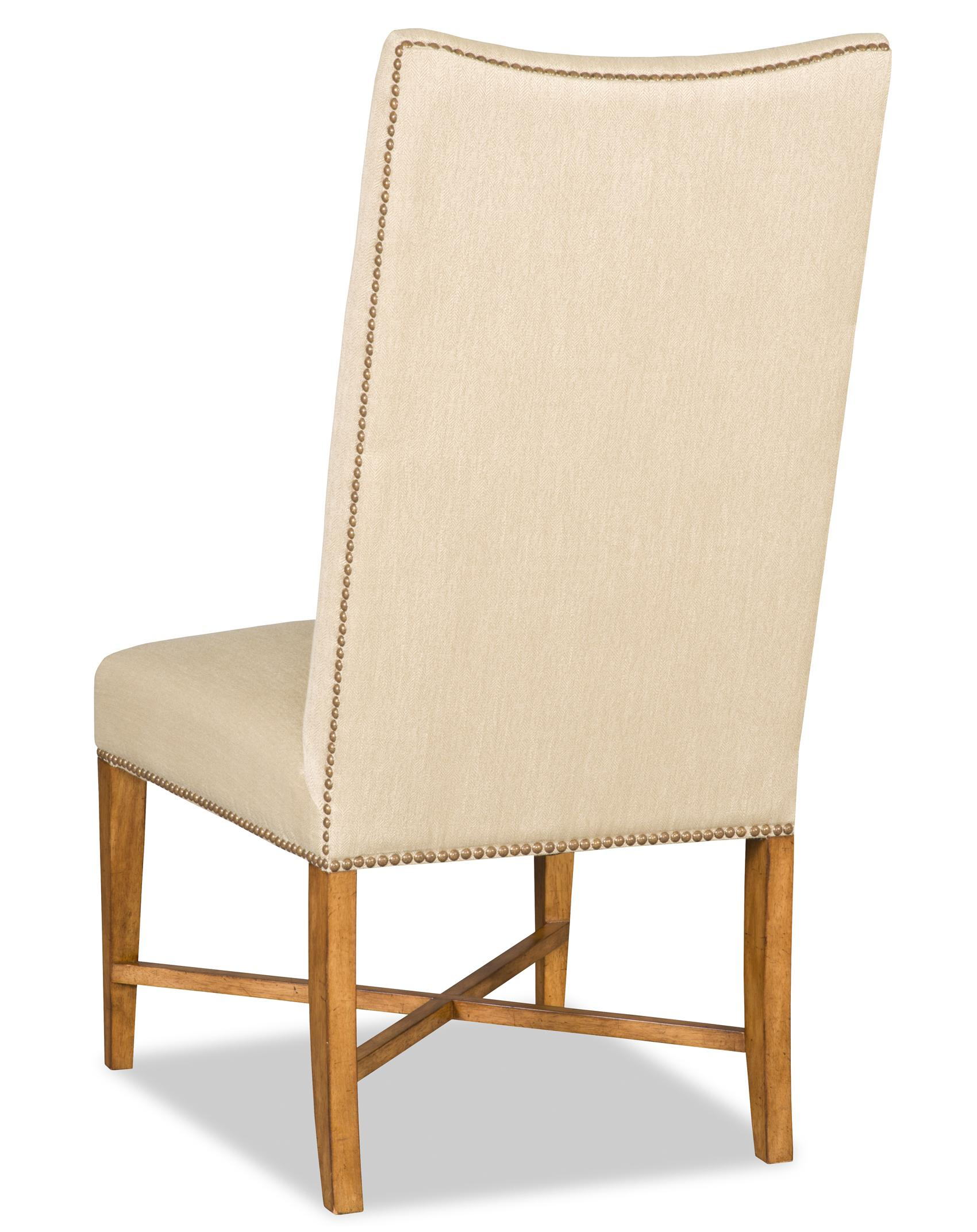 Hooker Furniture Dining Chairs Arabella Dining Side Chair with X