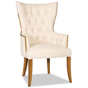 Hooker Furniture Dining Chairs Victoria Dining Arm Chair