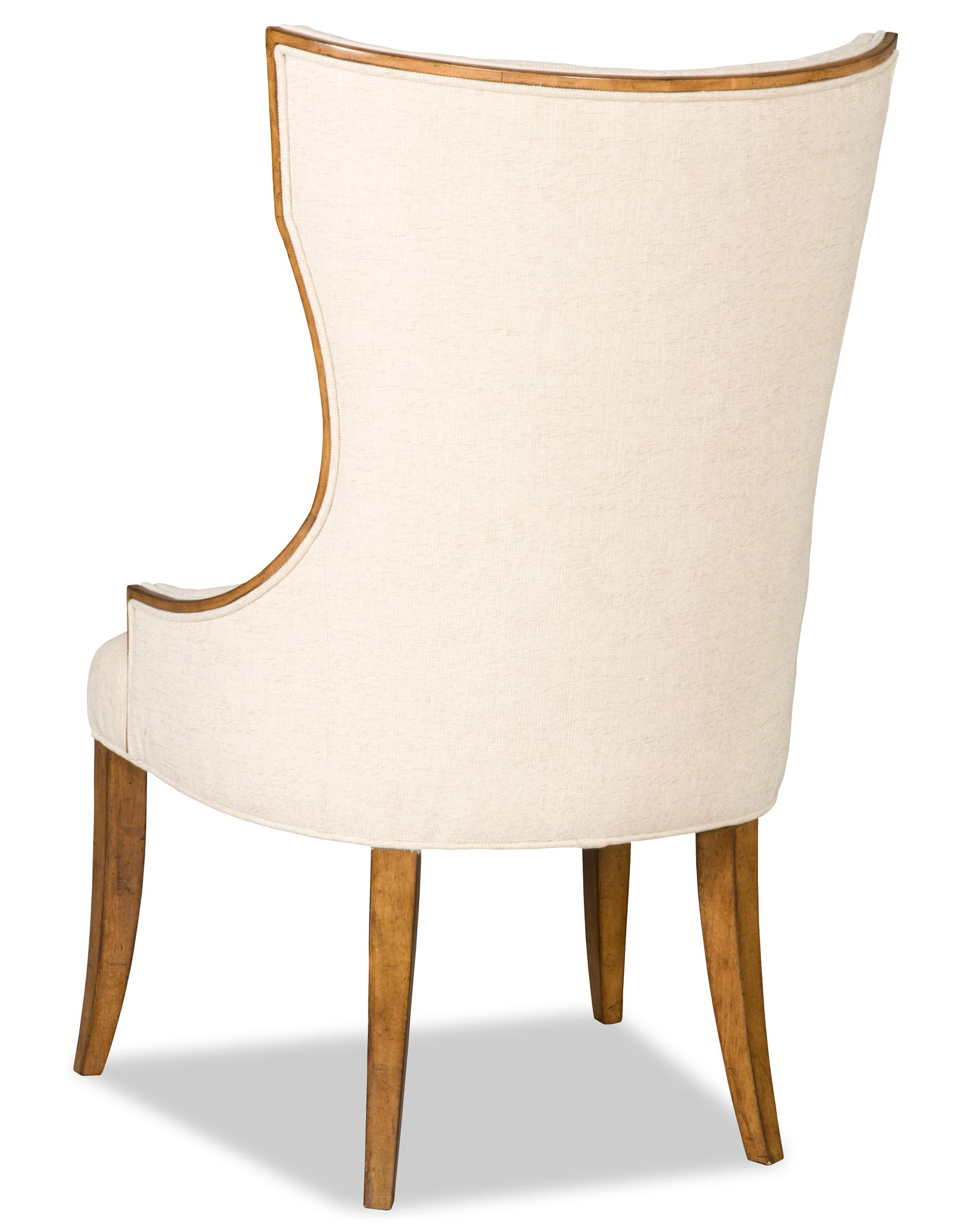 Hamilton Home Dining Chairs Victoria Dining Side Chair - Item Number: 300-350051