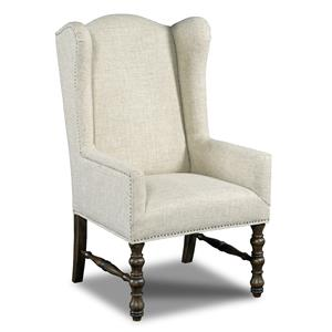 Hooker Furniture Dining Chairs Host Wing Back Dining Chair