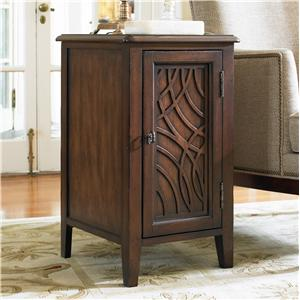 Hamilton Home Living Room Accents Chairside Chest