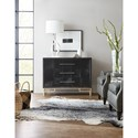 Hooker Furniture Living Room Accents Hair on Hide Accent Chest
