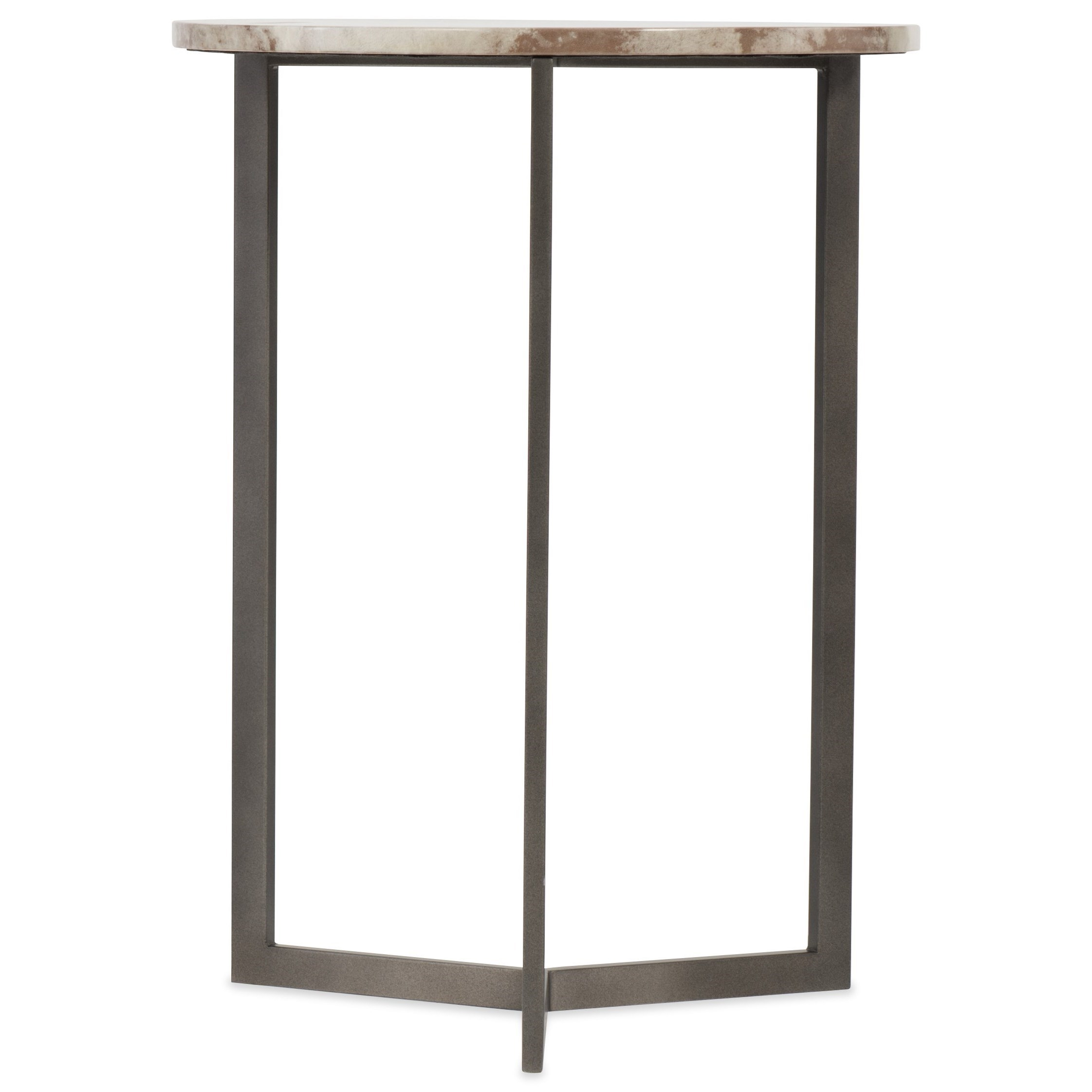 Vellum Top End Table