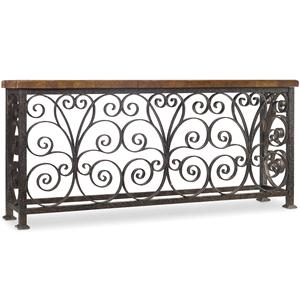 Hooker Furniture Living Room Accents Console