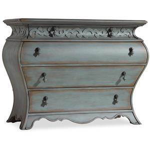 Hooker Furniture Living Room Accents Bombay Accent Chest