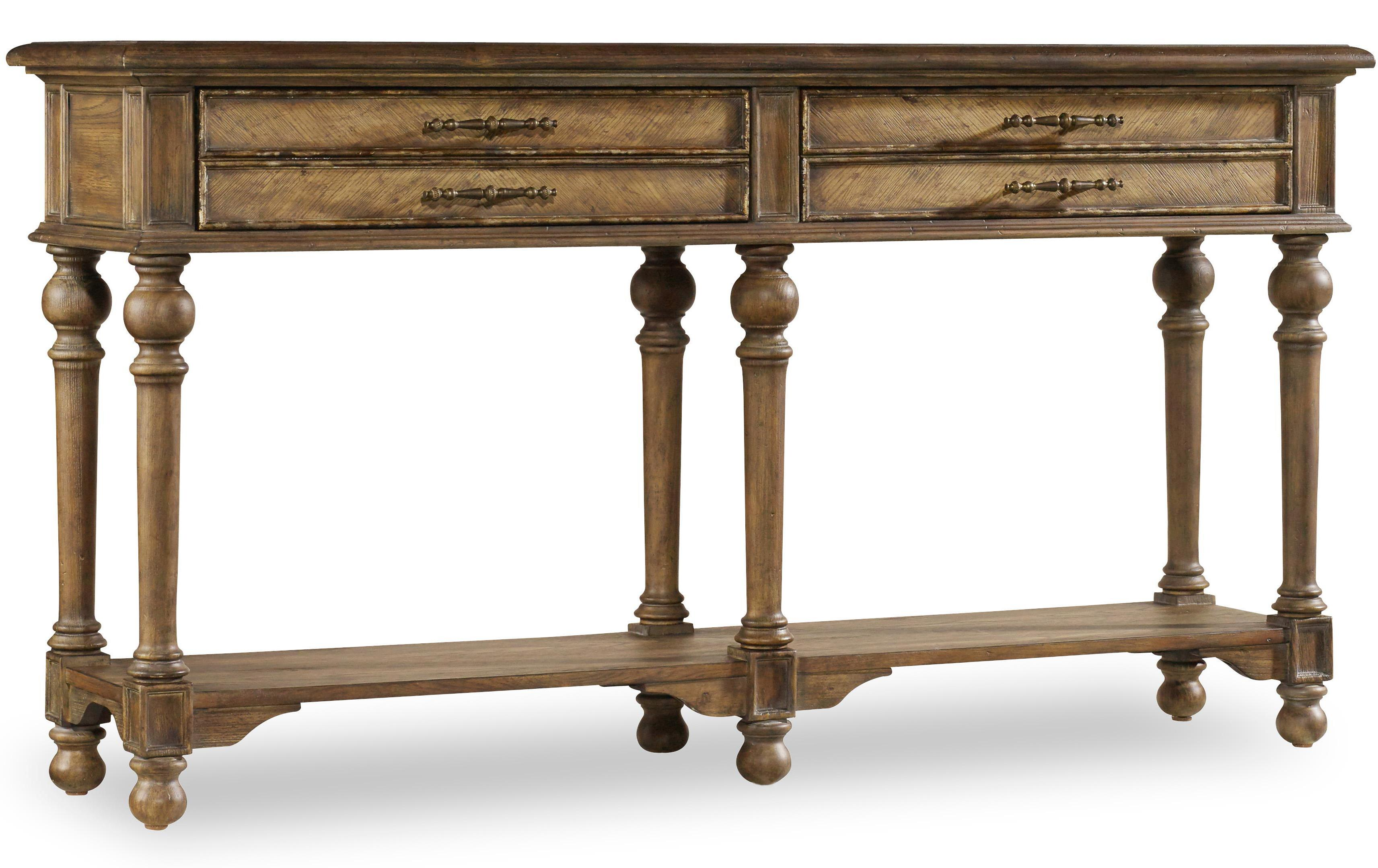 Hamilton Home Living Room Accents Console - Item Number: 5365-85002