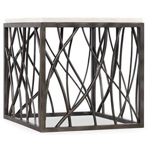 Hooker Furniture Living Room Accents End Table